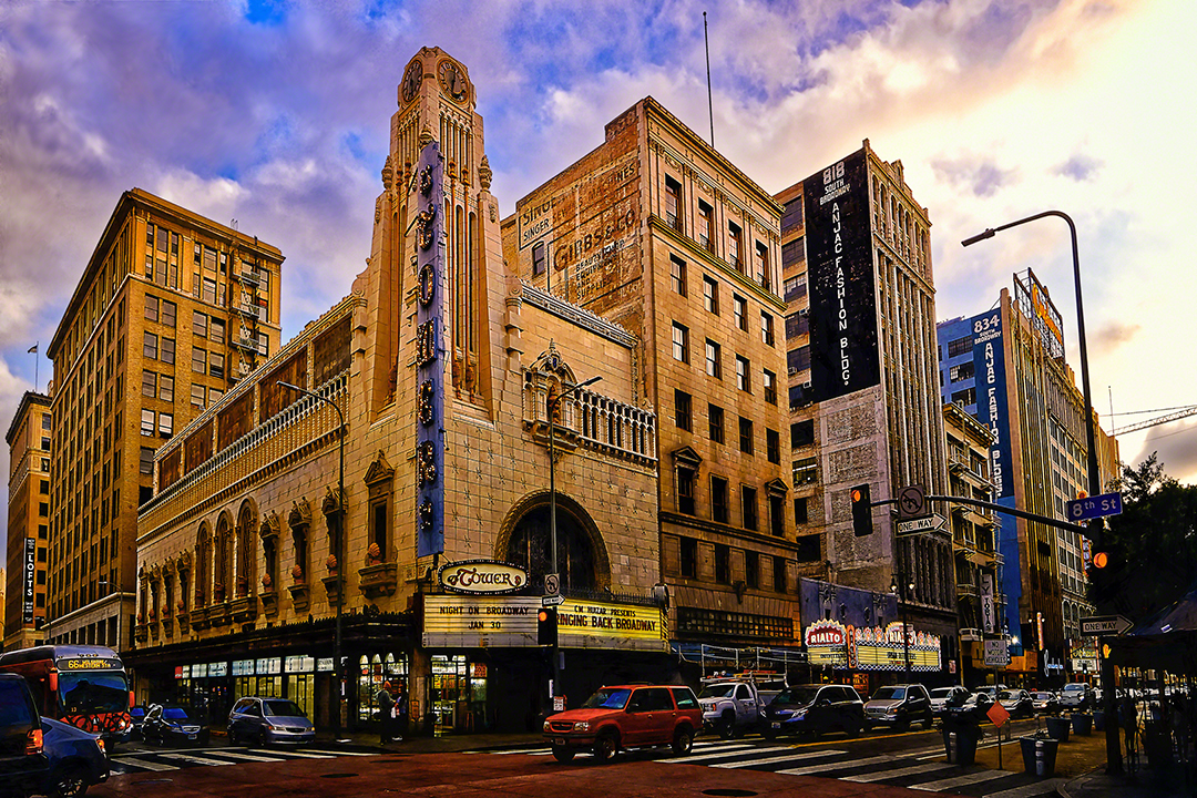 8th and Broadway, Downtown, Los Angeles