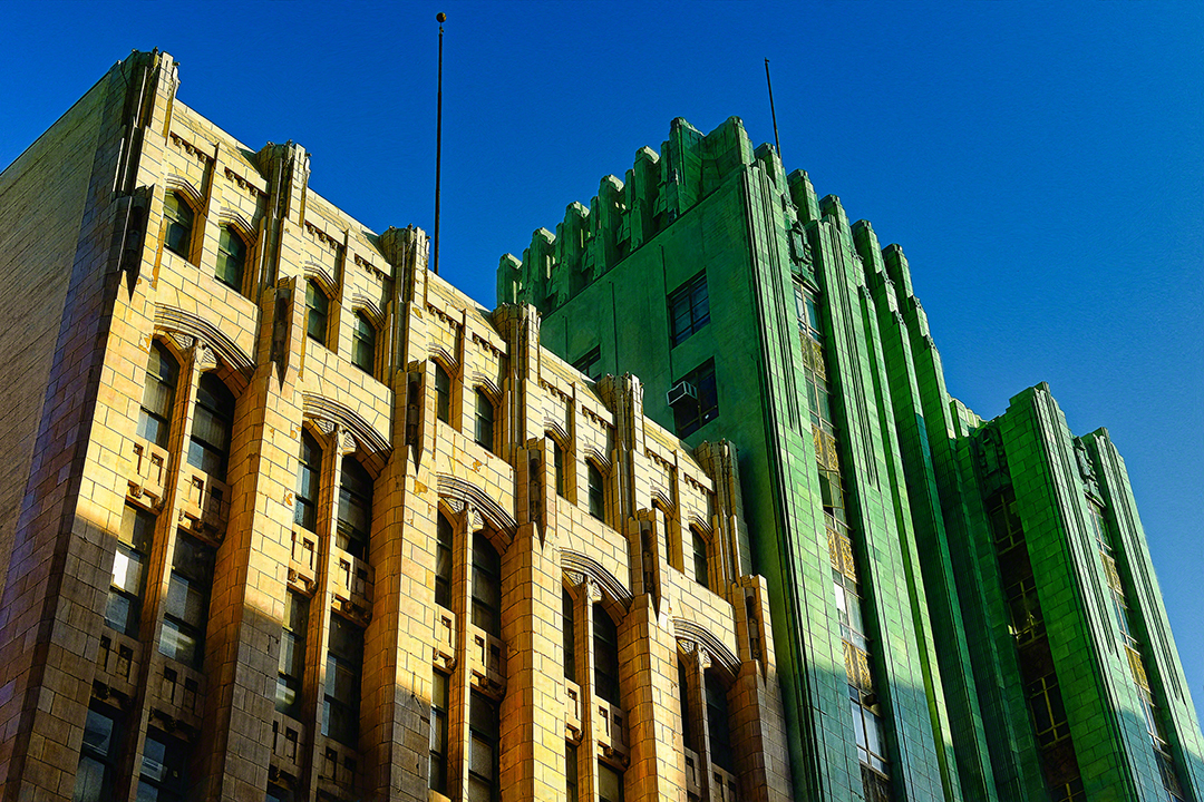 Harris and Frank Building, Downtown, Los Angeles