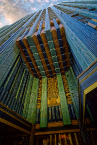 Eastern Columbia  Outfitters Building, Downtown, Los Angeles