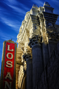 Los Angeles Theatre, Downtown, Los Angeles