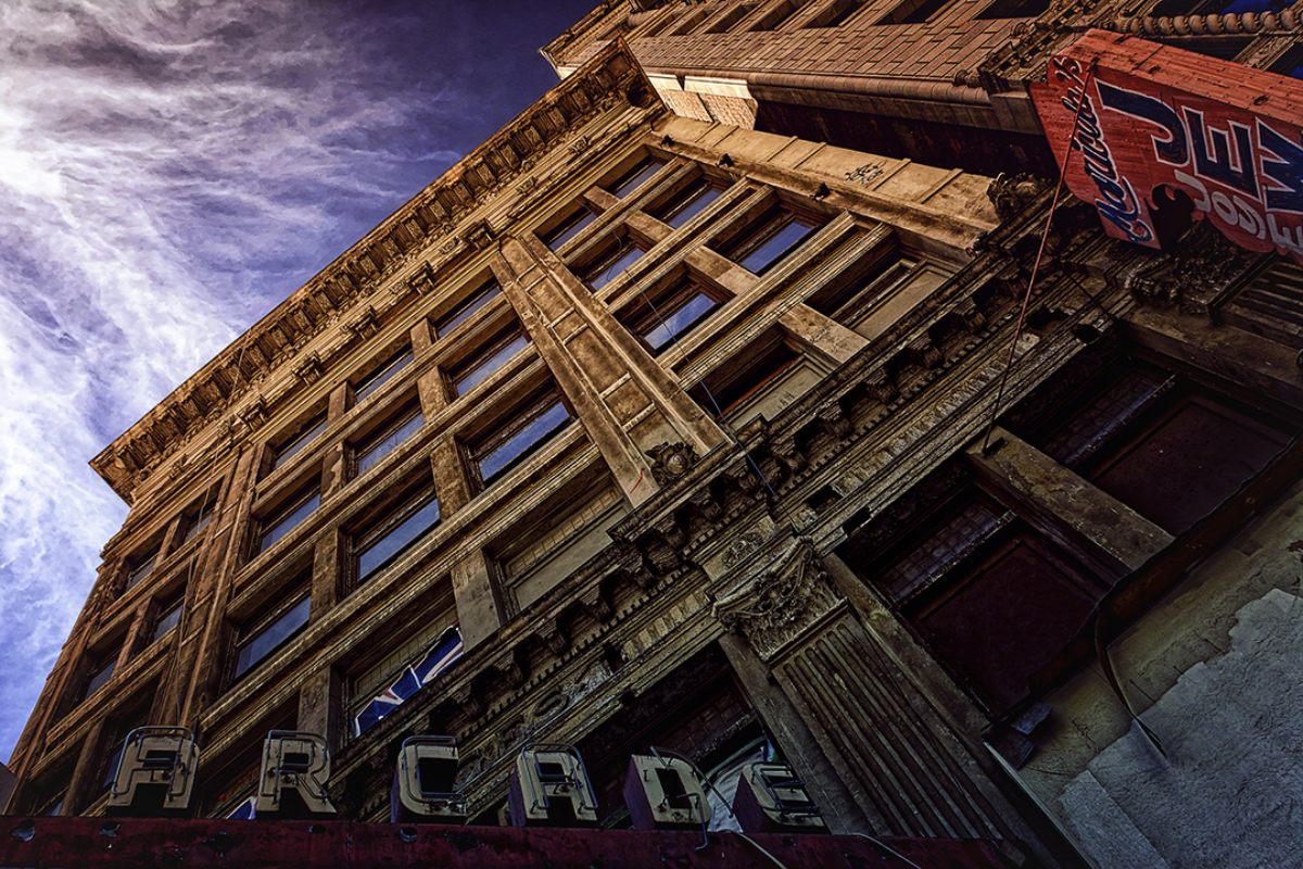 Broadway Pantages, Downtown, Los Angeles