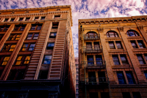 The Old Bank District, Downtown, Los Angeles