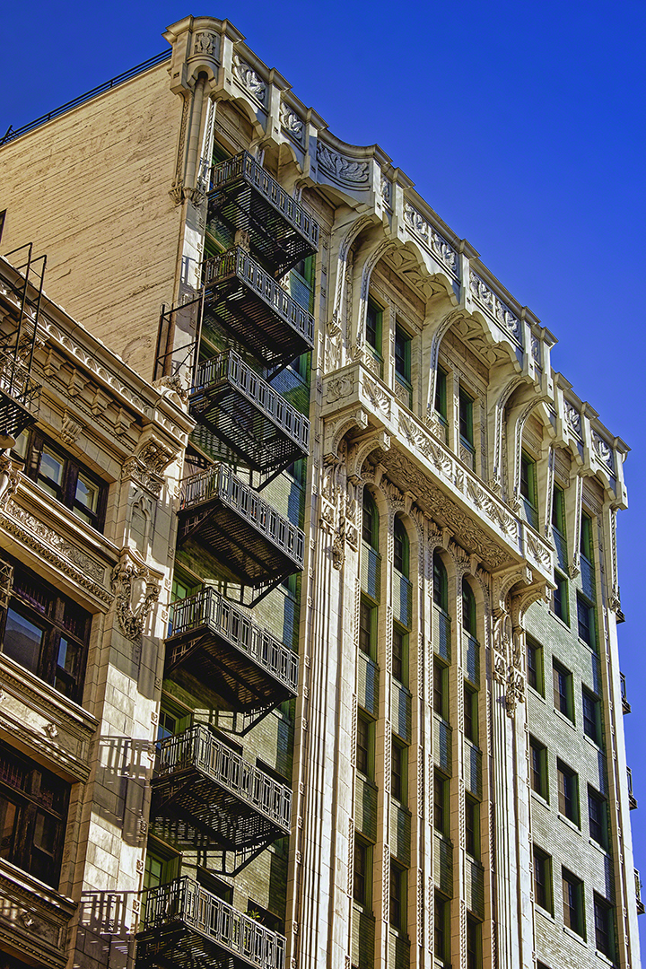 Hotel Stowell, Downtown, Los Angeles